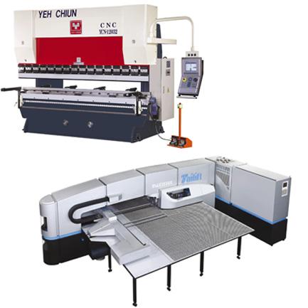 Machinery cnc